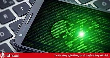 Kaspersky: 5,87% người dùng tại Việt Nam bị lây nhiễm mã độc di động trong năm 2018