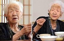 Kỷ lục Guinness xác nhận người cao tuổi nhất thế giới