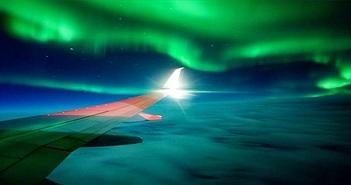 Đi máy bay có gặp rủi ro bức xạ hay không?