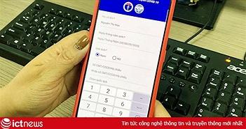 Bộ TT&TT: NCOVI là app chính thống để người dân Việt Nam khai báo y tế phòng dịch Covid-19