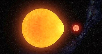 Lần đầu tiên phát hiện ngôi sao hình giọt nước