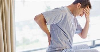 Vì sao bị đau lưng khi ngủ dậy?