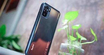 Trên tay smartphone quốc dân Xiaomi Redmi Note 10 đầu tiên tại Việt Nam