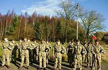 Khóa đào tạo lính dù khắc nghiệt ở Anh
