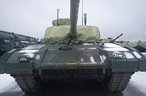 Lộ thêm ảnh rõ nét về siêu tăng T-14 Armata của Nga
