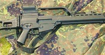 Điểm yếu chết người trên súng trường HK G36 Đức