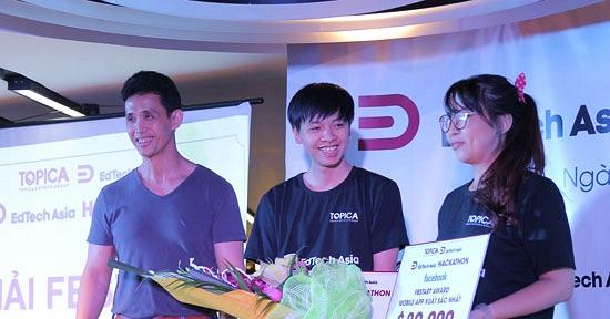 2 người Việt giành giải thưởng 80.000 USD từ Facebook