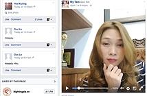 Live video trên Facebook khó giết chết YouTube, truyền hình