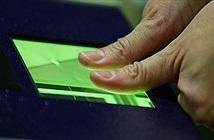 Nhật Bản thử nghiệm hệ thống thanh toán bằng vân tay