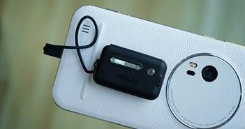 Trên tay Zenfone Zoom chuyên chụp ảnh: Máy đẹp, giá cao