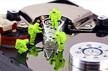 Cách khôi phục dữ liệu từ ổ cứng bị Ghost (hoặc image) lỗi/nhầm