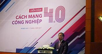 Cách mạng công nghiệp 4.0 tại Việt Nam nguy cơ bị biến thành phong trào