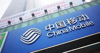 Triển khai sớm 4G, hãng Trung Quốc China Mobile tăng trưởng dẫn đầu các nhà mạng châu Á