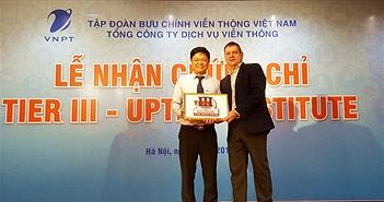 Trung tâm dữ liệu VNPT nhận chứng chỉ Uptime Tier III