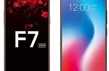 """Top smartphone tràn viền, giá tầm trung """"hot"""" nhất tháng 4"""