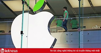 Apple sử dụng năng lượng sạch 100% cho các cơ sở trên toàn cầu