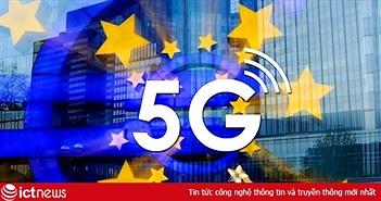 Châu Âu đi sau châu Á trong cuộc đua 5G