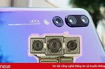Video: 3 camera trên Huawei P20 Pro đều hỗ trợ chống rung quang học OIS