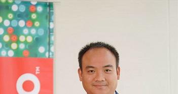 """Lenovo có """"tướng"""" mới phụ trách thị trường Việt Nam"""