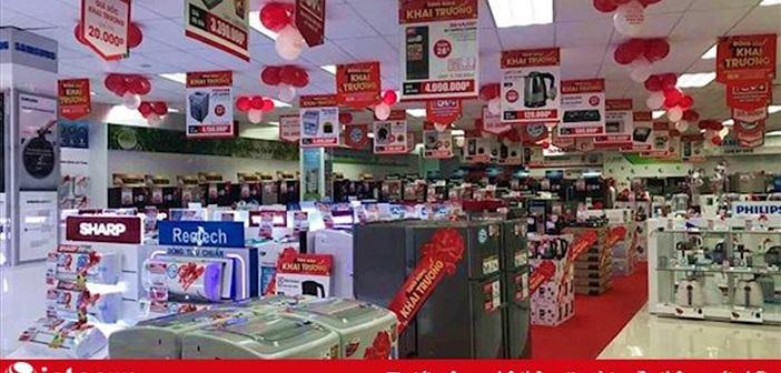 FPT Shop bất ngờ hợp tác Nguyễn Kim bán điện máy