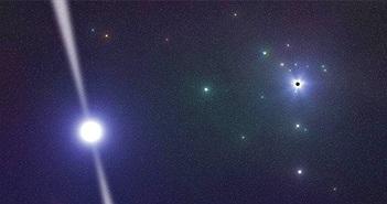 4 câu hỏi lớn được giải đáp sau bức ảnh đầu tiên về hố đen vũ trụ