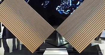 Bang và Olufsen hé lộ thông tin về TV OLED tuyệt đẹp với hệ thống loa độc đáo