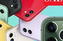 Dòng iPhone 11 tiếp tục giảm siêu sốc tuần này