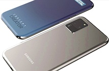 Samsung lộ bằng sáng chế smartphone màn hình siêu đẹp