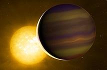 Lần đầu tiên phát hiện thấy một hành tinh biết chạy