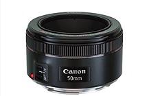 Canon chính thức công bố ống kính EF 50mm F/1.8 STM với motor lấy nét mới. Giá 2,6 triệu đồng