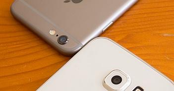 7 lý do mua Samsung Galaxy S6 thay vì iPhone 6