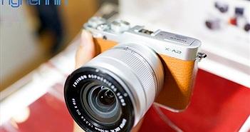 Xem kỹ Fujifilm X-A2 giá 11,5 triệu tại Việt Nam