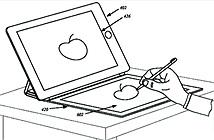 Apple nộp bằng sáng chế mẫu cover đa năng, có màn hình riêng dành cho iPad