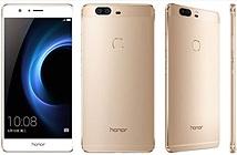 Ra mắt Honor V8 camera kép 12MP, giá bình dân