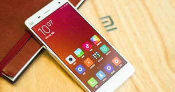 Xiaomi Mi4 HĐH Android 6.0 khuyến mãi lên đến 2 triệu đồng.