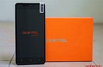 Khui hộp Oukitel K4000 giá bèo, pin trâu, siêu bền
