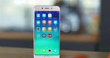 Oppo R9s bất ngờ bán chạy thứ 3 thế giới