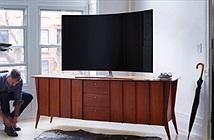 QLED TV - sản phẩm tại gia đa mục đích