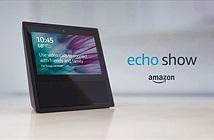 Amazon Echo Show ra mắt: màn hình 7 inch, hỗ trợ gọi video, có trợ lí Alexa