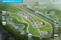 Hàn Quốc xây dựng thành phố dành riêng cho xe hơi tự lái
