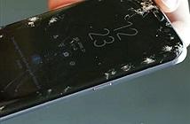 Samsung Galaxy S8 rất dễ vỡ... nhưng thay cũng rẻ