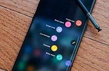 Hình ảnh đầu tiên Galaxy Note 9 vừa bị rò rỉ