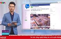 Lợi dụng phóng sự của VTV để tung tin sai về sữa trên mạng xã hội