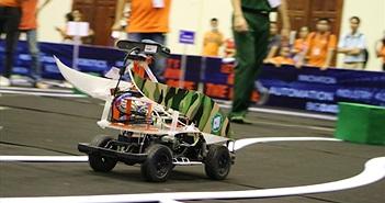 Cuộc thi xe tự hành lần thứ 2 tại Việt Nam tiếp tục đi tìm đội vô địch