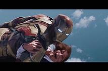 Giới khoa học nghĩ gì về màn giải cứu 13 người rơi tự do của Tony Stark trong Iron Man 3?