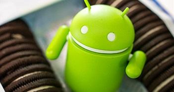 Tỉ lệ cài đặt Android Oreo tăng hơn 1% chỉ sau một tháng