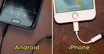 5 tính năng chỉ điện thoại Android làm được còn iPhone thì không