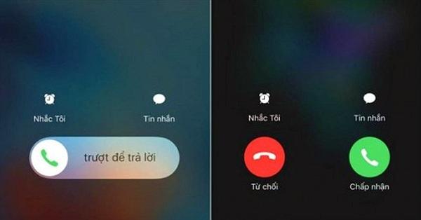 Tại sao iPhone có nhiều lúc không cho phép bạn từ chối cuộc gọi?