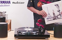 Yamaha MusicCast Vinyl 500 - Mâm than không dây cho phép kết nối đa phòng