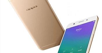 Oppo A59 chính thức ra mắt với vỏ kim loại siêu mỏng, mức giá hấp dẫn